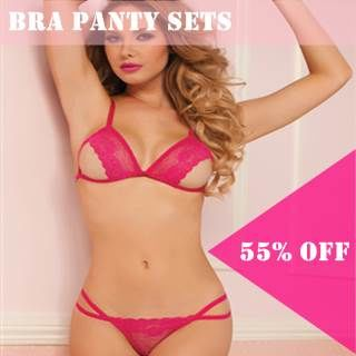 Bra Panty sets at best prices