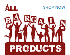 All customer bargained products are available here