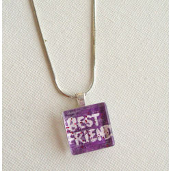 ART PENDANT - FRIENDS FOREVER 3 by THE NEWLIFE SHOP