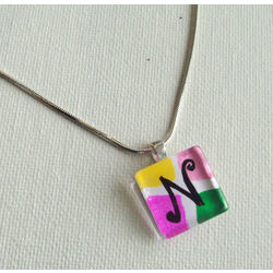 ART PENDANT - NOW OR NEVER by THE NEWLIFE SHOP
