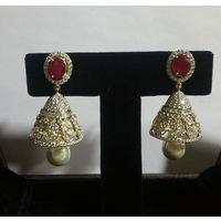 Diamond Earrings, ef & vvs1