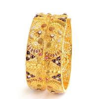 Gold Forming ( 2 GM) Calcutti Kangan ( AfKn008)