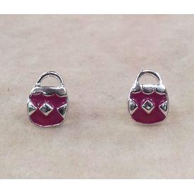 Handbag Enamel Tops-ER047