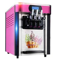 THE URBAN KITCHEN Softy Ice Cream Machine