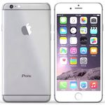 iPhone 6 Plus 16GB, silver