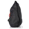 GEAR Carry On Black/Orange Backpack