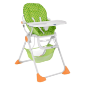 Chicco Pocket Lunch Highchair Jade