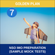 Class 7- NSO IMO Preparation ( Sample Mock Tests), silver plan