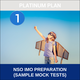 Class 1- NSO IMO Preparation ( Sample Mock Tests), gold plan