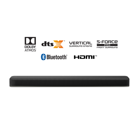 Sony HTX8500 2.1ch Dolby Atmos Single Soundbar