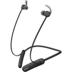 Sony WI-SP510 Extra Bass Wireless In-Ear Bluetooth Headphones,  black