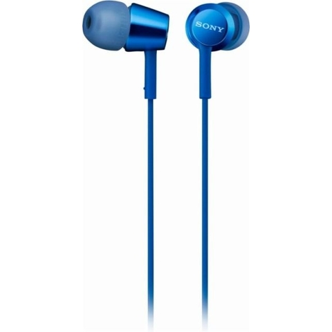 Sony -EX Series In-Ear Headphones(Light Blue)