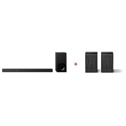 Sony HT-Z9F 400W 3.1-Channel Network Soundbar System+ SA-Z9R Wireless Rear Speakers
