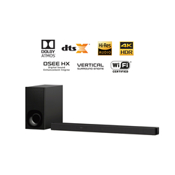 Sony HT-Z9F 3.1ch 4K HDR Premium Surround Soundbar with Dolby Atmos and DTS: X