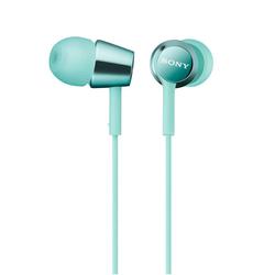 Sony EX155 In-Ear Headphones (Light Blue)