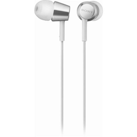 Sony -EX Series In-Ear Headphones(White)