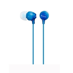 Sony MDREX15LP In-ear Headphones without Mic, Blue