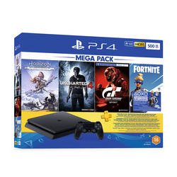 Sony PlayStation 4 500GB Mega Pack Bundle