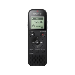 Sony ICDPX470 Digital Voice Recorder with Built-in USB, Black