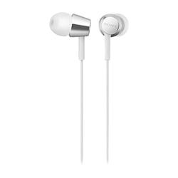Sony EX155 In-Ear Headphones (White)