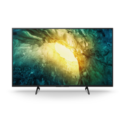 "Sony 65"" X75H 4K Ultra HD Android TV"