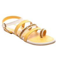 Nell Sandals,  yellow, 36