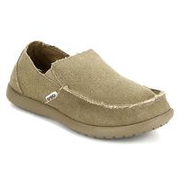Crocs Santa Cruz Loafers,  khaki, 9