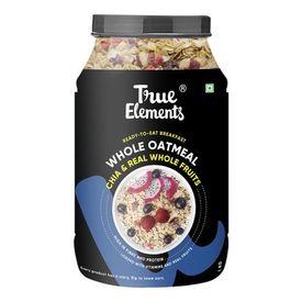 True Elements Whole Oatmeal, 500 grams