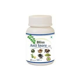 Bliss Anti Snore 500mg