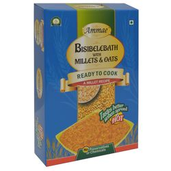 Bisibelabath with Millets & Oats Ready Mix - Pack of 2 - Ammae