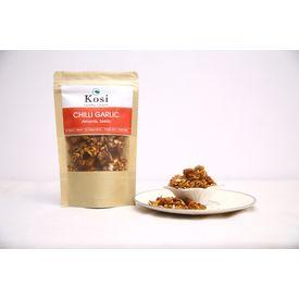 Chilli Garlic Baked Mixture Super Seeds - Kosihealth, 125 grams