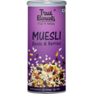True Elements Seeds and Berries Muesli, 400 grams