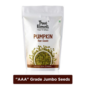 True Elements Raw Pumpkin Seeds, 150 grams