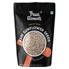 True Elements Raw Sunflower Seeds, 150 grams