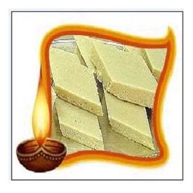 Badam Katli - 150gms - SugarLess Diabetics Dezire