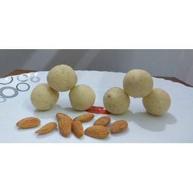 Sugar-Free Stuffed Malai-Coconut Peda Sweetened with Stevia- Misstevia