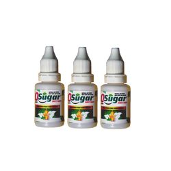 OSugar - Stevia Drops Pack of, 3