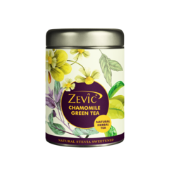 Zevic Soothing Chamomile Herbal Tea 50 gm - 25 Servings