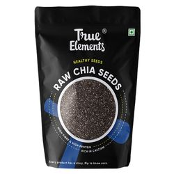 True Elements Raw Chia Seeds, 150 grams