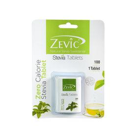 Zevic Stevia White Tablets - 100 pack - Zevic