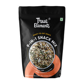 True Elements 9-in-1 Snack Mix, 125 gms