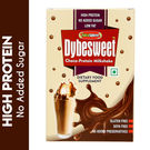 NutraSphere Instant Sugar Free Chocolate Milkshake Powder (Low Fat, High Protein), 200 gms - 6 sachets