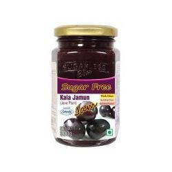 Sugarless Bliss Sugar Free Jam - Kala Jamun