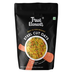 True Elements Steel Cutt Oats Gluten Free, 1000 grams