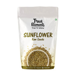 True Elements Raw Sunflower Seeds, 250 grams