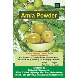 Amla Powder for Diabetes Patients, 300 gms  100 x 3