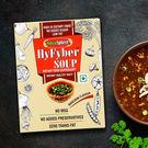 NutraSphere Instant Manchow Soup Mix Helpful for Sugar Cholesterol Control (High Fiber, Sugar Free), 1 - - 200g  10 sachets