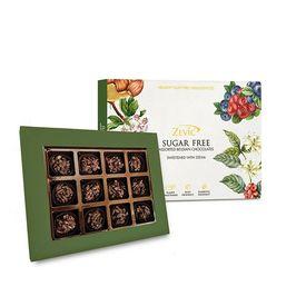 Zevic Sugar Free Multiseeds Immunity Chocolates Gift Pack 120 gm