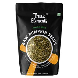 True Elements Raw Pumpkin Seeds, 250 grams