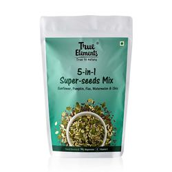 True Elements 5-in-1 Super Seeds Mix, 125 gms